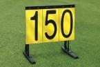 731 練習場用ヤード標示板