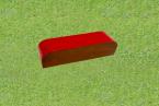 194-A 木製レッドシダーティマーク ロングアーチ型小